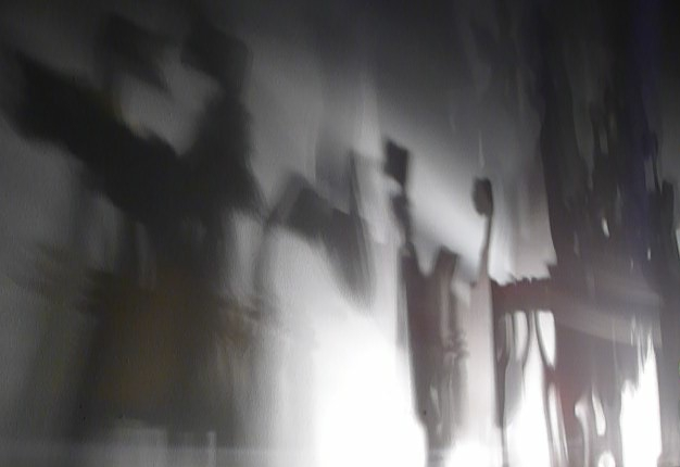 Migrant, Detroit Stockholm, shadow theatre, Migrant Film in collaboration with Sören Runolf, 2014